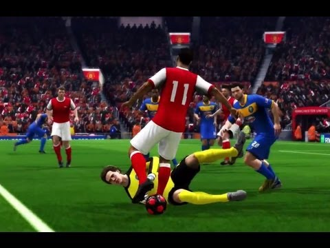 FIFA 14 - Online Goals Compilation HD by DanyFifax | Doovi