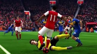 FIFA 14: AMAZING! Online Goals & Skills Compilation HD
