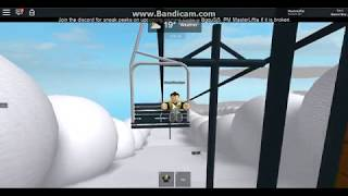 Big Peak, Roblox - Snowflake Chair (Sercer)