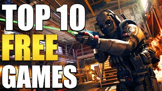 Top 10 Best Free Games Of 2020