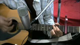 Tere Bina - HEROPANTI - SIMPLE COMPLETE GUITAR COVER LESSON EASY CHORDS