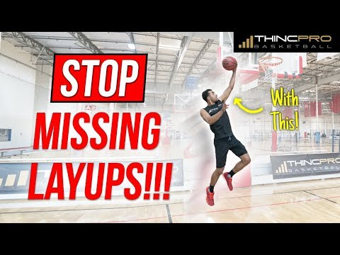 How To: STOP MISSING LEFT HAND LAY UPS!!! (3 Easy Steps To Never Miss A Layup Again!)