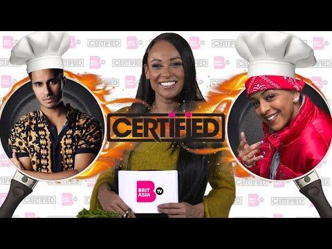 Certified | with Lisa Maffia | Paigey Cakey | Arjun