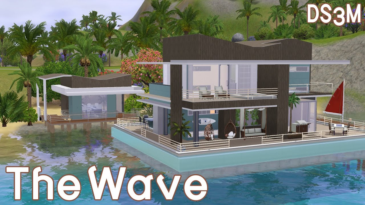 Sims Island Houses