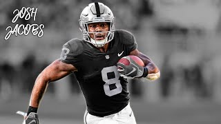 Josh Jacobs ll Welcome to Oakland ll Mixed Personalities