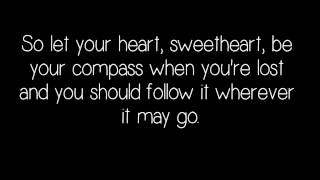 Lady Antebellum - Compass (Lyrics)
