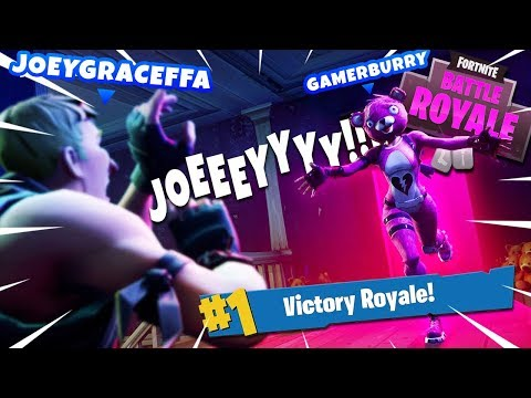 WILL WE BE VICTORIOUS?? | Fortnite w/ Joey