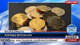 KCN News: LocalBitcoins to launch Portable Bitcoin ATM