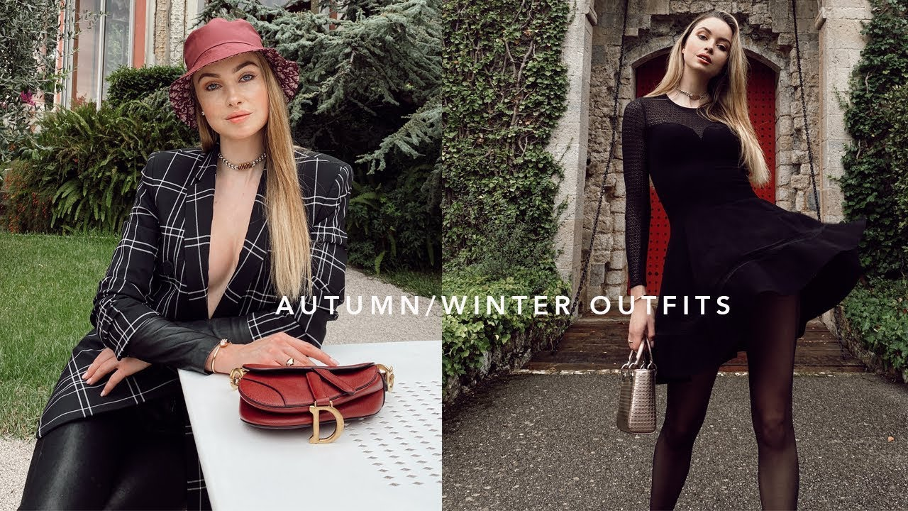[VIDEO] - GO TO AUTUMN/WINTER OUTFITS | OUTFIT IDEAS | EMMA MILLER 1
