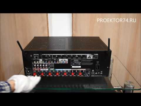 Обзор AV-ресивера Denon AVR-X2300W