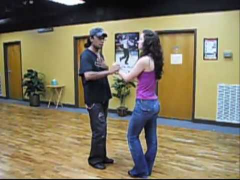 Learn to Dance Bachata - YouTube