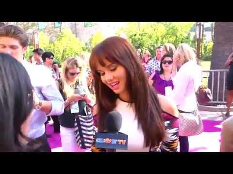 Debby Ryan-Interview 2012 Teen Choice Awards