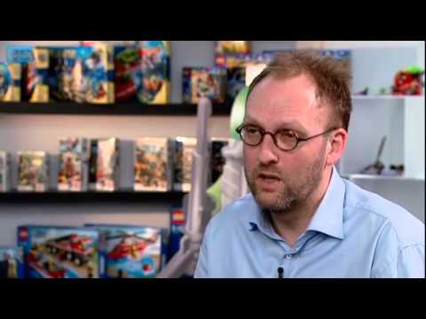 The Man Who Rescued Lego