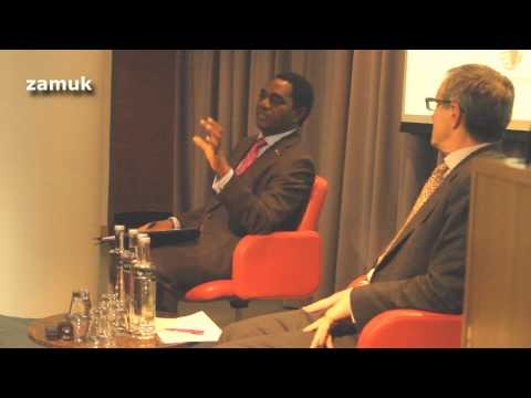 (Part 1) Question and Answer with Zambia's UPND party President Hakainde Hichilima