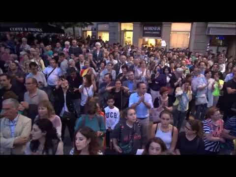 Manifestació a Lleida pel 1-O (20/09/2017)