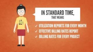 Define Consulting Utilization Rate