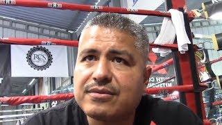 Роберт Гарсия объяснил главную ошибку Ковалева в бою  с Уордом