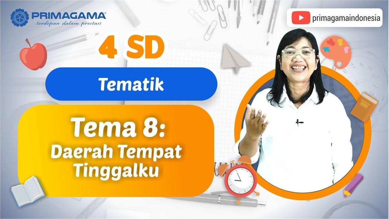 Video Pembelajaran | 4 SD | Tematik | Tema…