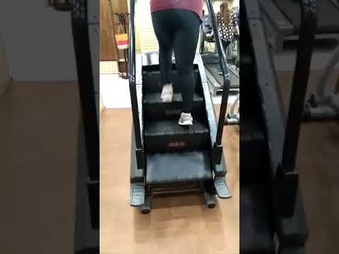 Stair Fit Machine