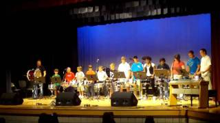 2009 Jonathan Fletcher Music Summer Recital Drum Line