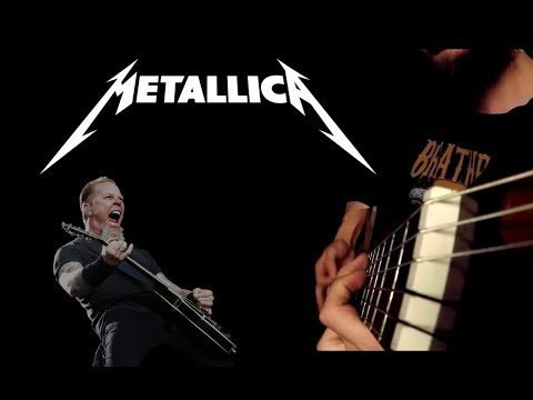 † Top 5 Metallica Songs on classical guitar †