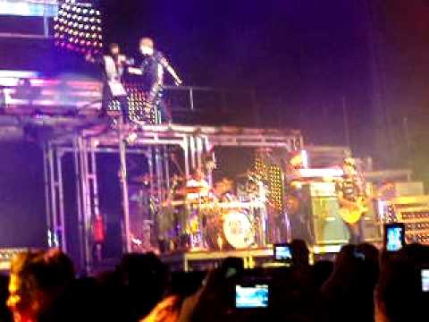 Justin Bieber Concert Liverpool - Never Say Never (With Jaden Smith)