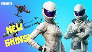 Ninja'S Skin Are In The Game!!! (Fortnite Live Gameplay) Console Giveaway At 10k!!