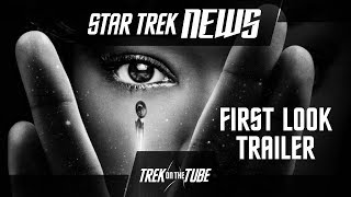 STAR TREK DISCOVERY - First Look Trailer : Thoughts and opinion