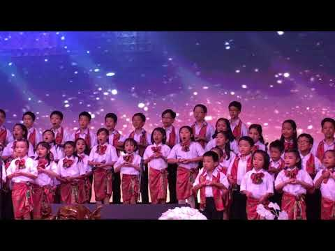 Persahabatan - Sherina - Claire Bridgette With Choir Guang Ming
