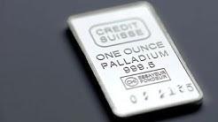 Palladium Prices Per Gram