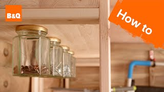 How to Declutter a Shed