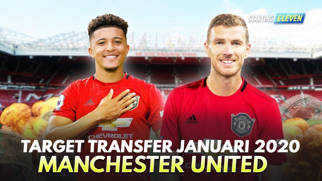 Pemain Incaran Manchester United Bulan Januari 2020