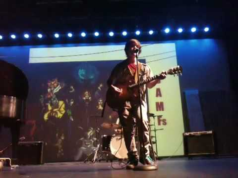 Jacob Kogan plays an MGMT tune