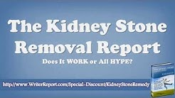 hqdefault - The Kidney Stone Removal Report Ingredients