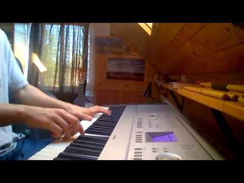 The All American Rejects - Dance Inside (Piano cover)
