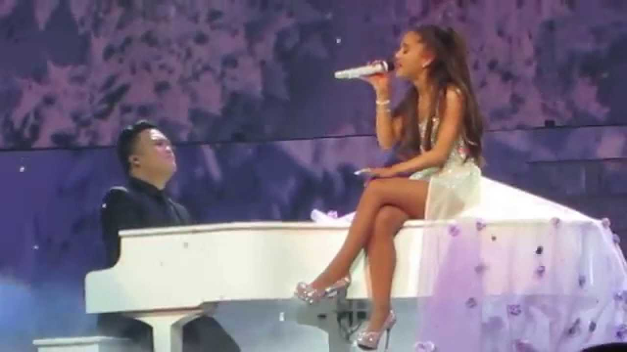 Ariana Grande Performs My Everything At Madison Square Garden In Nyc On 3 20 15 Youtube