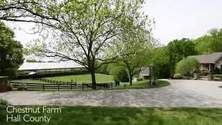 40 Acre Horse Farm in Gainesville GA - Authur Miller Rd