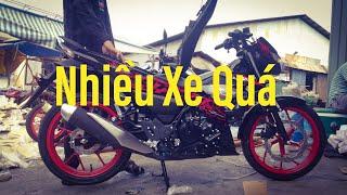 Gambar cover #2 | Đột nhập bãi xe Minh Long | NVT Underbone | Motovlog Việt Nam