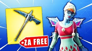 NEW FREE SKIN! * GATHERAK * HOW TO GET IT? (Fortnite Battle Royale) ReLive