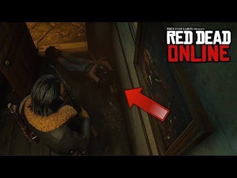 Red Dead Online (1.09) - Griefing Players in Defensive Mode...They Pressed Charges!!! - #RDR2
