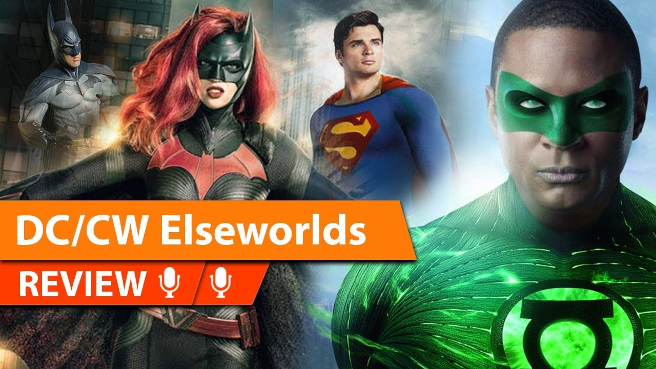 Elseworlds Review - DC's Best Crossover Yet (The Flash, Arrow & Supergirl)