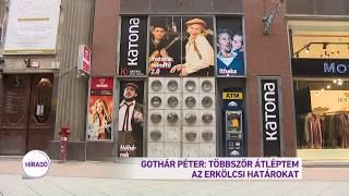 Gothár Péter: többször átléptem az erkölcsi határokat