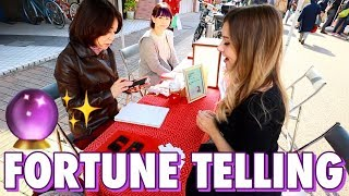 Japanese Fortune Teller is Creepily Accurate About Me