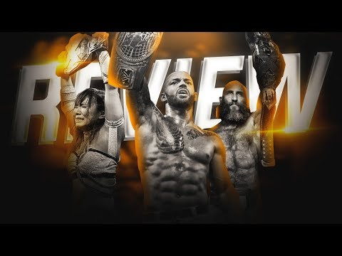 NXT TAKEOVER BROOKLYN IV | REVIEW
