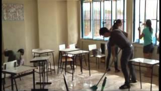 CEV em atos de bondade no CAIC de Valparaíso de Goiás