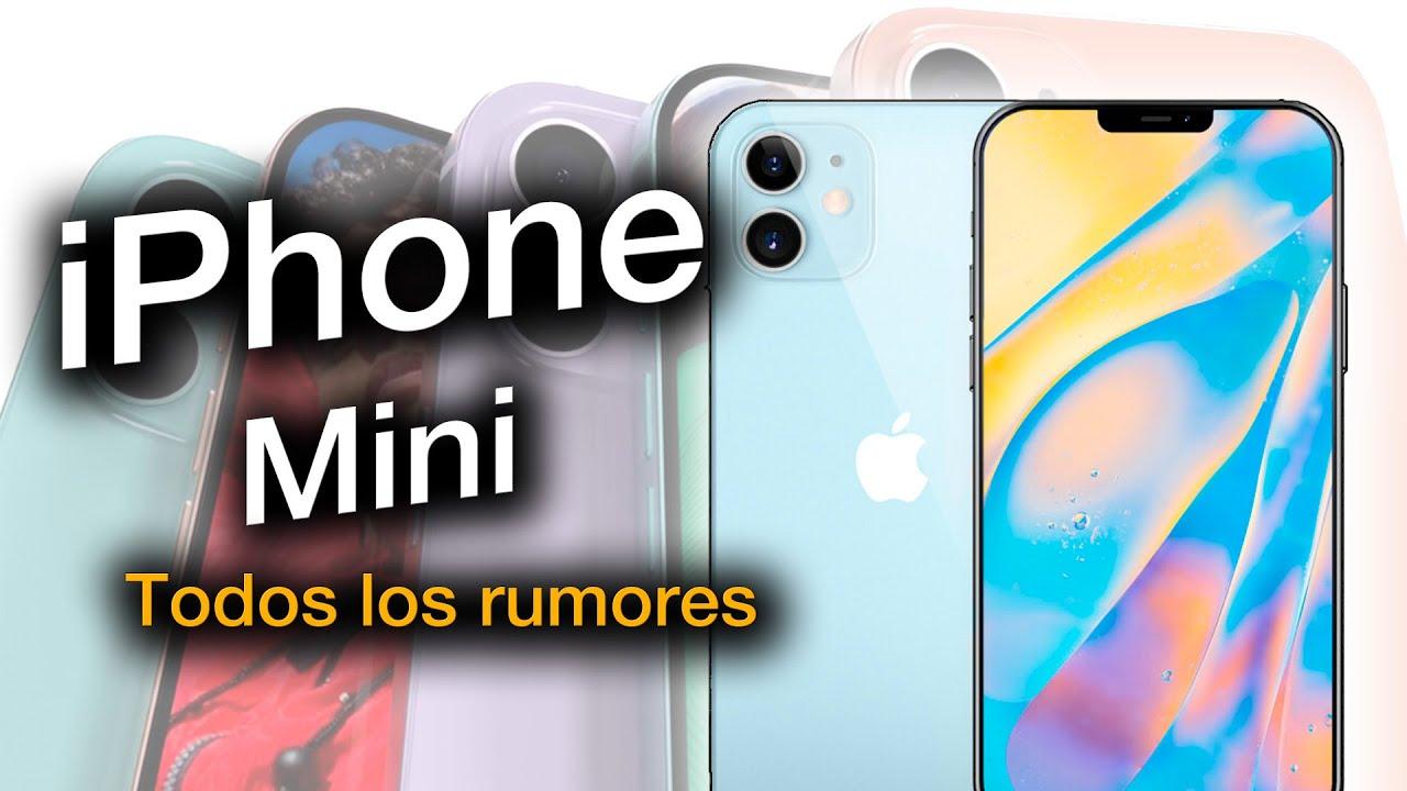 Todo sobre el iPhone 12 mini - Características y lanzamiento