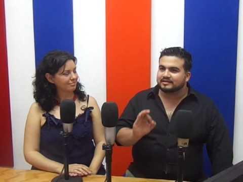 Carlos Romero Armonizaciones en programa Vive en Tu Vox
