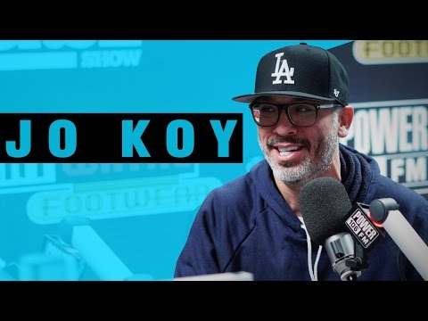 "Jo Koy Paid For His Own New Netflix Show ""Jo Koy: Live From Seattle"""