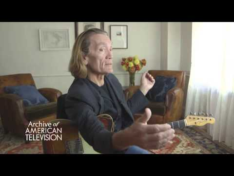 G.E. Smith on Keith Richards