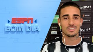 Salário em dia, Daniel Alves e mais: ESPN Entrevista com Thiago Galhardo, meia do Ceará